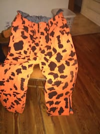 Camo hunting pants   Schenectady, 12303