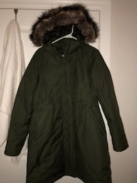 North face womens parka Kitchener