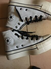 converse all star bianche
