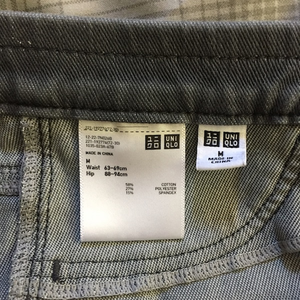 c7b96abab0d12e Used Uniqlo jeggings for sale in Manchester - letgo