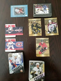 Tim Horton's hockey cards 15-16 Kitchener, N2P 0C9
