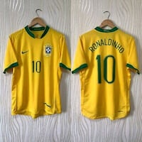2006 Brazil World Cup home jersey Surrey, V3T 5C9