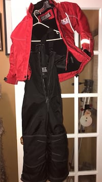 Skidoo snowsuit mint condition.  Winter is coming.  Reg 200 or more at coastal.   Torbay, A1K