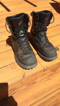 Red Wings size 8, low miles. Kamloops, V2E 2S9