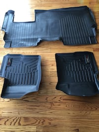 Weather tech floor liners Ford F-150 super crew, came out of a 2013 F150 pretty sure it fits 2009-2014