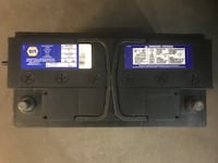Car Battery for big engines 782 km