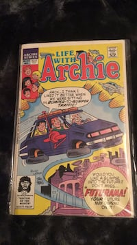 Archie Life With Archie comic book Ashburn, 20147