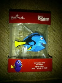 Dory ornament  London, N5W 2Y8