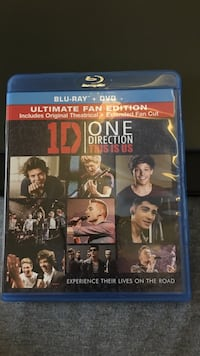 1d this is us blu-ray and dvd Burnaby, V5E 1A7