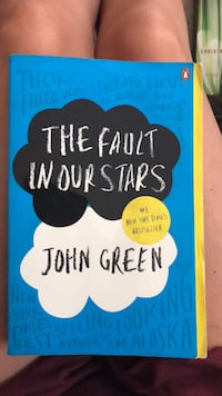 The Fault in our Stars by John Green book Brookhaven, 30319