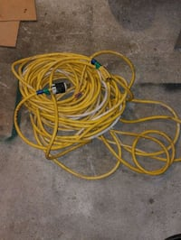 Over 5 extension cords all in good shape Charleston