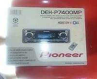 Pioneer 1-DIN car stereo head unit box Valley Cottage, 10989