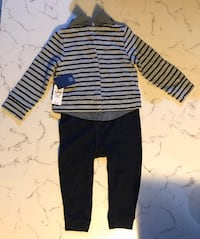 New with tags Baby Gap 3-in-1 One-piece 18-24 months Palmdale, 93550