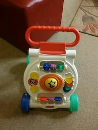 Fisher-Price musical learning walker Ottawa, K1C 4X5