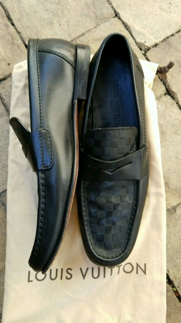 f37e74f1fd09 Used 100% Authentic Louis Vuitton Mens Shoes 8.5 for sale in Redwood ...