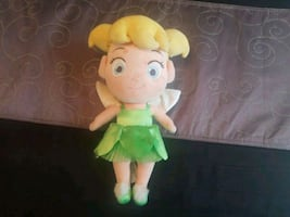 Tinker Bell plush toy