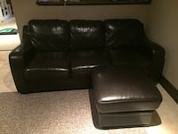 Couch, love seat and ottoman  Vaughan, L6A 0K8