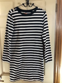 Nautical Mini Dress: Size XS Oshawa, L1G 2J2