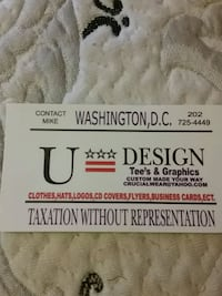 Graphic design Washington, 20002