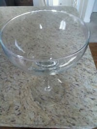 clear glass bowl with lid Martinsburg, 25401