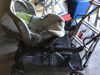 Sit and go double stroller Courtice, L1E 1Y2