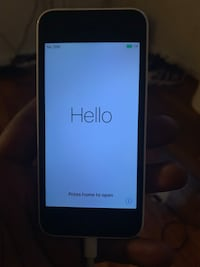 Unlocked White iPhone 5C District Heights, 20747