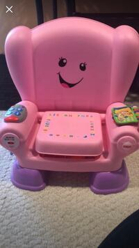 Fisher price three stage interactive couch Herndon, 20171