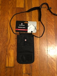 Victorinox boarding pouch paid $24 excellent condition