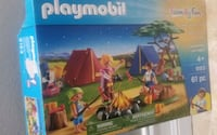 Playmobil camping set Miami, 33175