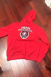 Team canada  sweatshirt  large
