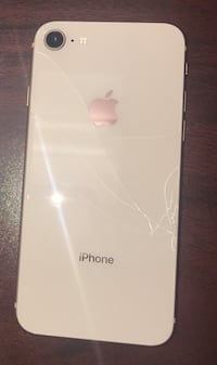 iPhone 8 cracked back (boost mobile) Yonkers, 10705