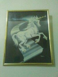 unicorn painting Renfrew, K7V