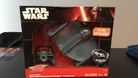 Brand new, Star wars air hogs with remote control Vaughan, L4H 0C5