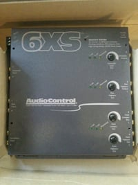 AudioControl 6xs (never used/like new) Arlington, 22203