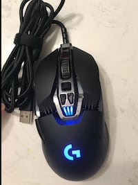 Logitech G900 Chaos Spectrum Wireless/USB Optical Gaming Mouse