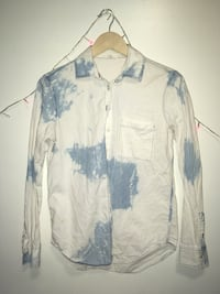 Jean button up shirt  Syracuse, 13210