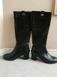 GEOX LADIES LEATHER BOOTS Mississauga, L5N 6T7