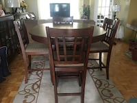 Dining set (4 chairs) Châteauguay, J6K 3V8