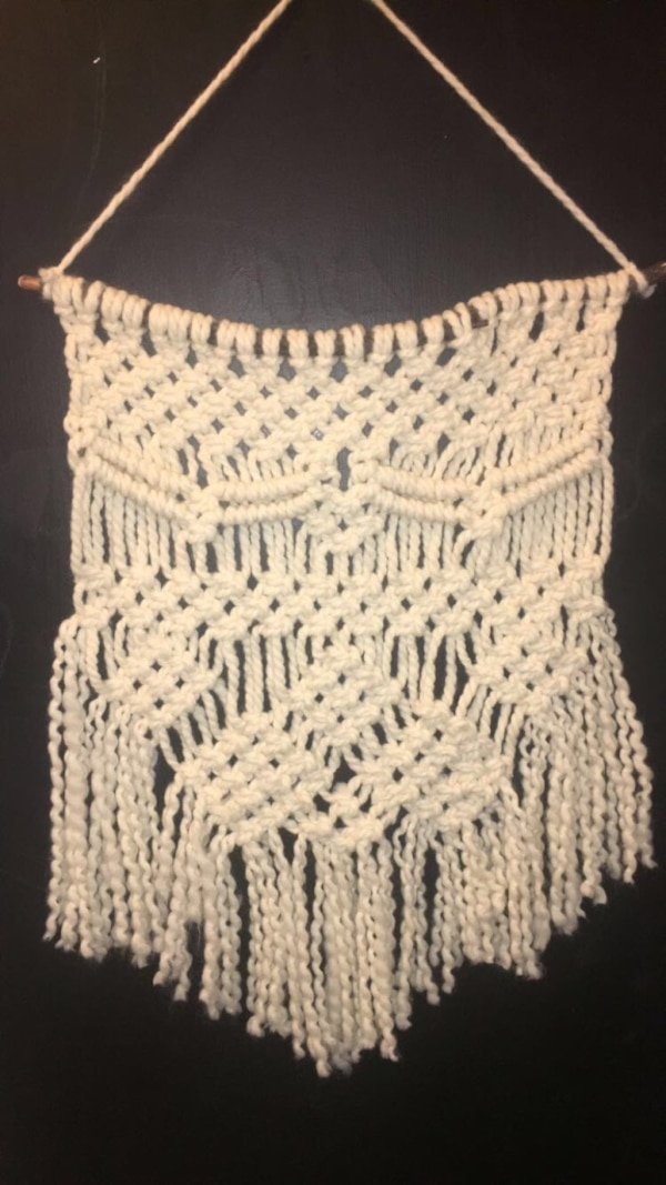 Used Macrame Wall Hanging For Sale In Westland Letgo