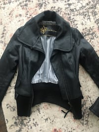 Mackage GENUINE leather jacket $50 obo  Montréal, H3H 1E6