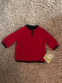 Toddler Jacket - New with Tags