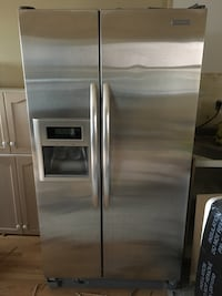 Kitchaid Stainless Steal Refrigerator Mississauga