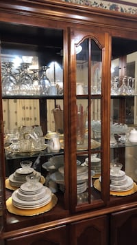 Glasses and China Dishes