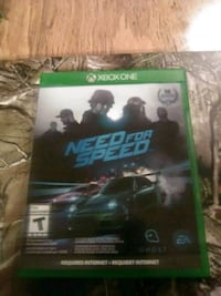 Need for Speed Xbox One game case Mount Holly, 28120