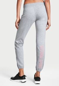 Victoria's Secret Sport Lightweight Fleece Banded Gym Pants Oshawa, L1K