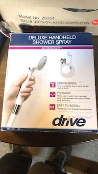 Shower head never used  Greeneville, 37743