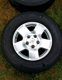 Toyota OEM Mag wheels Richmond, V7A 2X4
