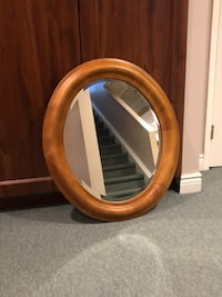 Solid Wood Framed Mirror Richmond Hill, L4C 9Z8