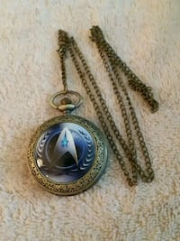 STAR TREK POCKET WATCH