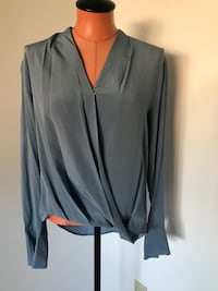 Emerson Rose Silk Top Size Small  Surrey